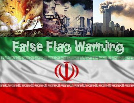 Flase Flag Warning Iran (foto Tom Heneghan Intelligence Briefings)