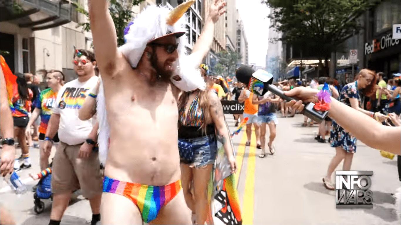 Gay Pride 4 (foto Infowars)