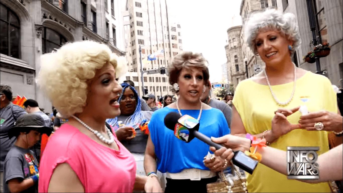 Gay Pride 6 (foto Infowars)