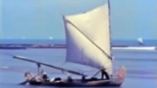 Indonesian sailing ship (foto YouTube)