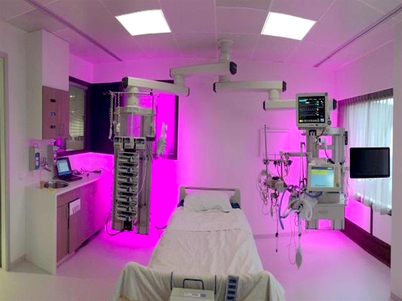 Intensive Care ZGT Almelo (foto Medflex)