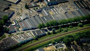 Kringloopboulevard Zijperstraat krijgt ook woonbestemming (foto Alkmaar centraal)