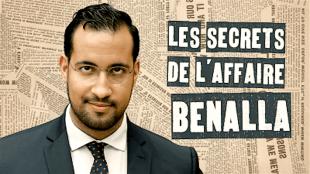 Les secrets de l'affaire Benalla (foto France TV)