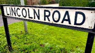 Lincoln Road in Branston to close for 11 weekends (foto Lincolnshire County Council)