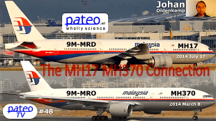 Pateo TV on the MH17|MH370 Connection (foto YouTube)