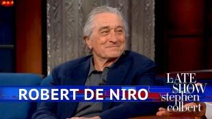 Robert De Niro On Trump: Even Gangsters Have Morals (foto YouTube)