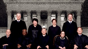 Supreme Court of the U.S. (foto Tom Heneghan)