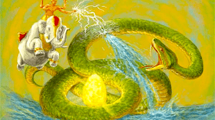 Vritra the Evil Serpent (foto Amino Apps)