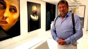 Willy Gillissen van Glo'Art (foto Jempi Welkenhuyzen)