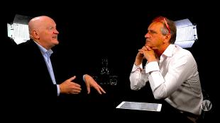 Arnold Karskens & Erik de Vlieger (foto Café Weltschmerz)