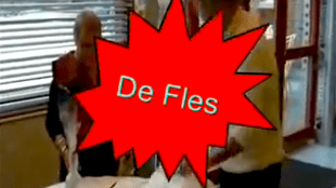 De Fles (foto YouTube)