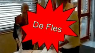 De Fles (foto YouTube)