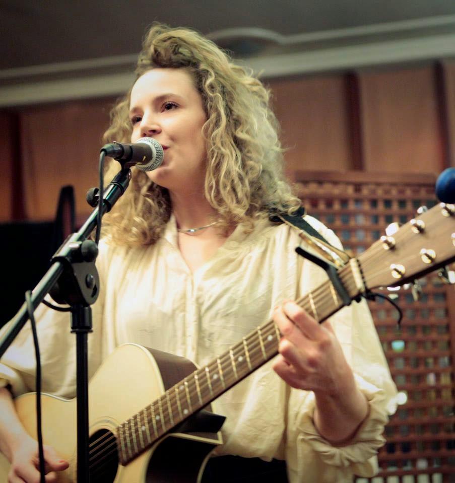 Eva Waterbolk zong prachtige liedjes