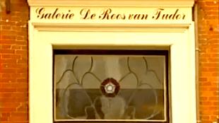 Galerie De Roos van Tudor (foto YouTube)
