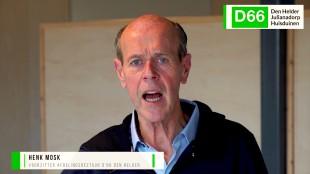 Henk Mosk | D66 (foto YouTube)