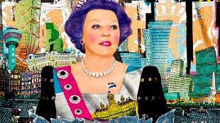 Joseph Klibansky - Queen Beatrix