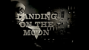 Landing on the moon (foto YouTube)