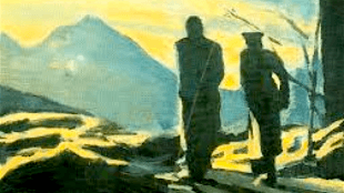 Luc Tuymans – De Wandeling