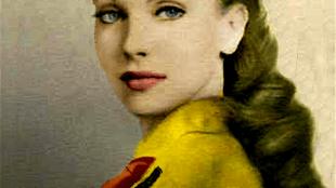 Marija Oršić circa 1920 (foto What does it mean)