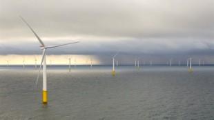 Offshore windpark (foto maritiemnederland.com