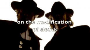 On the modification of clouds (foto YouTube)