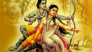 Rama en Sita (foto detechter)