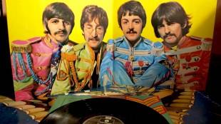 The Beatles (foto Boulevard Voltaire)