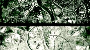 Before and after the Bombing of Nagasaki (foto ancreport.com)