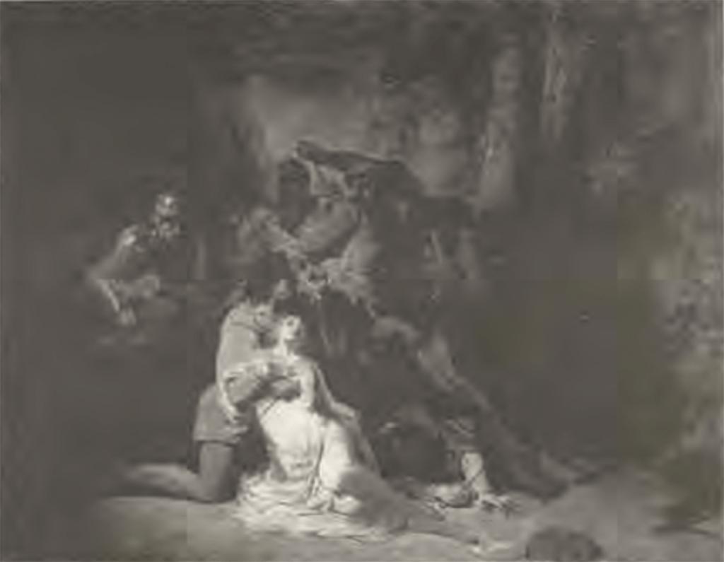 De moord op Aleid van Poelgeest in 1392