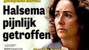 John van den Heuvel - Halsema pijnlijk getroffen: Zoon van burgemeester gearresteerd na gewapende inbraak, De Telegraaf, 13 augustus 2019