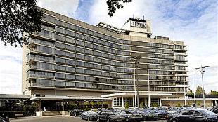Hilton Hotel Amsterdam (foto De Bovenkamer)