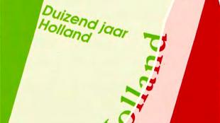 Historisch Tijdschrift Holland - Duizend jaar Holland