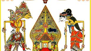 Lakon Pewayangan - Prabu Rama Dan Dewi Sinta (foto wayangku)