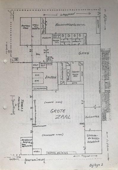 Plattegrond Vijfhovenhuis
