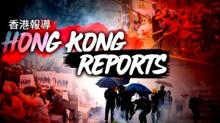 The Rebel - Hong Kong Reports (foto Rebel Media)