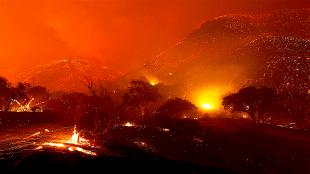 The uninhabitable earth (foto David McNew)