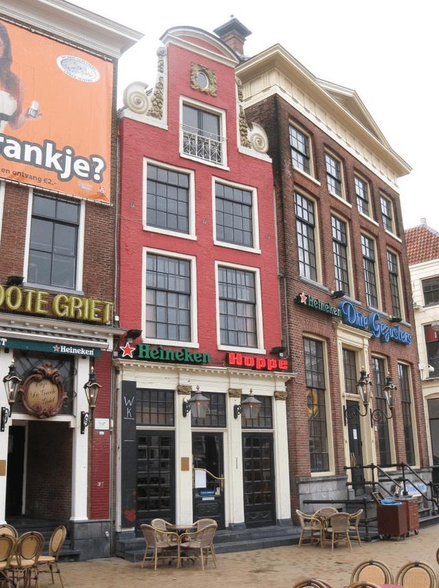 Uitbaterijen Hoppe & Drie Gezusters van Sjoerd Kooistra in Groningen (foto De Bovenkamer)