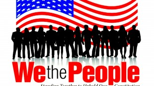 We the people (foto Tom Heneghan)