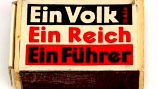 Ein Volk, ein Reich, ein Führer (foto Design Museum Den Bosch)