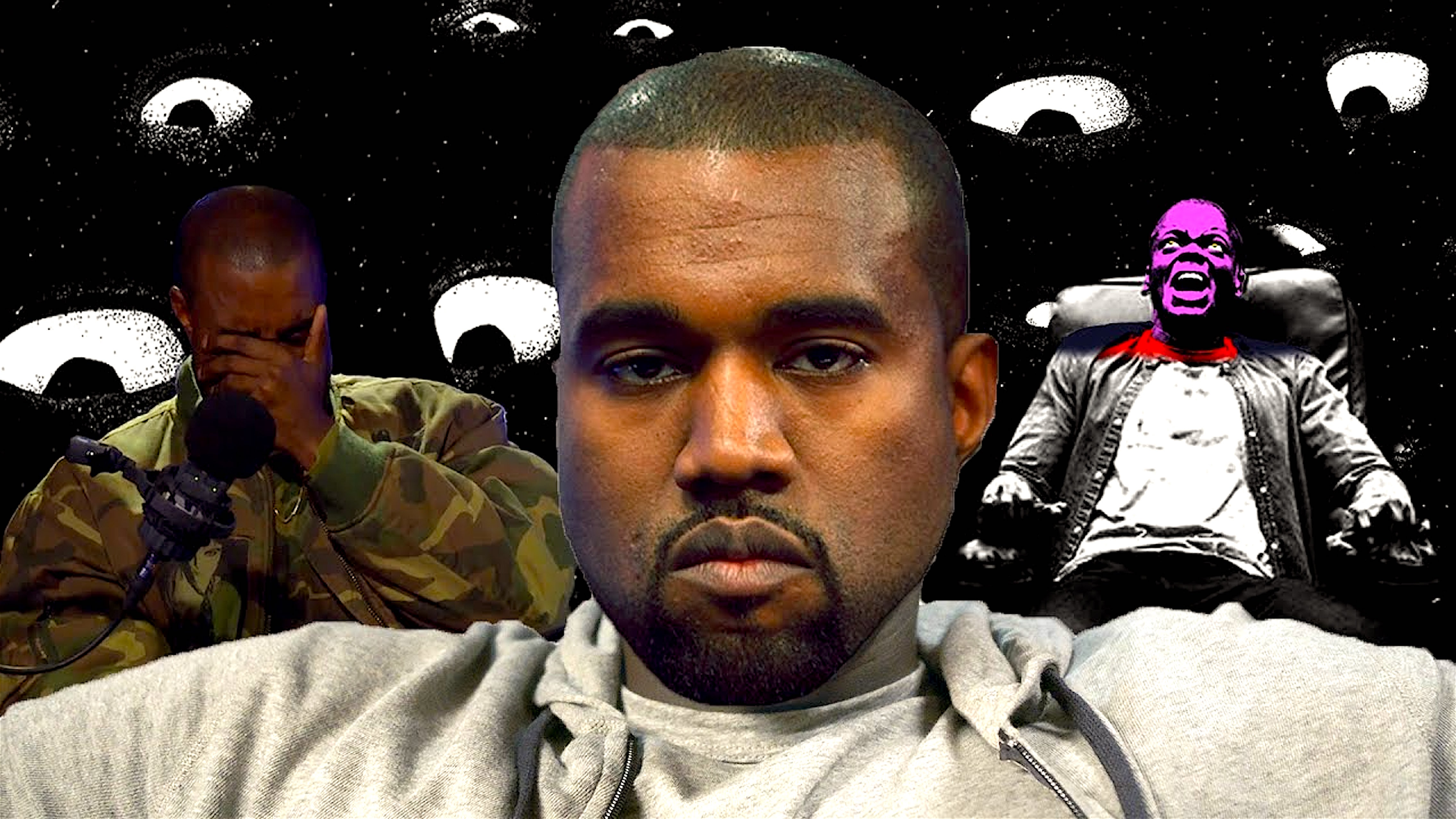 Stranger Than Fiction – Kanye 'Get Out' West | Behind The Meltdown
